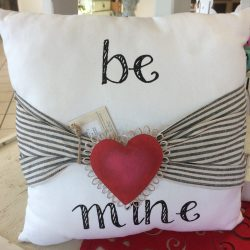 Be Mine Pillow