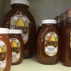 Buffalo Made Honey