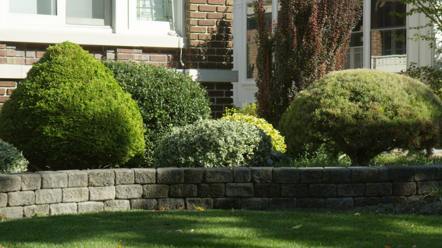 Retaining Wall Landscape Buffalo NY · Landscape Retaining Wall · Landscaping  Buffalo NY · Landscaping Services ... - Commercial & Residential Landscaping Services - Buffalo NY Grabber